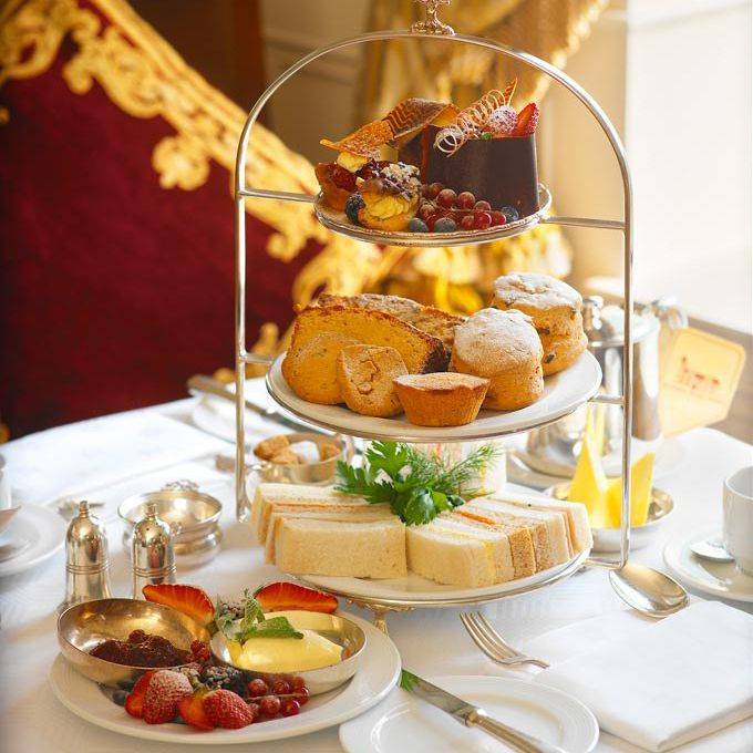 Afternoon Tea for Two Gifts for Him and Her - AllGifts.ie
