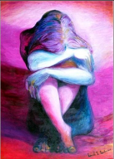 Lo que viven las violetas es una novela sobre el diario de una mujer cansada en parafantastica.com