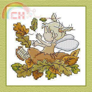 Lili of the Valley September 2016 Calendar CrossStitcher Issue 297 October 2015 Hardcopy in Folder