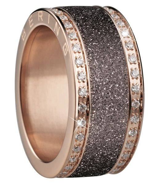 Bering Time Arctic Symphony rose Stardust band