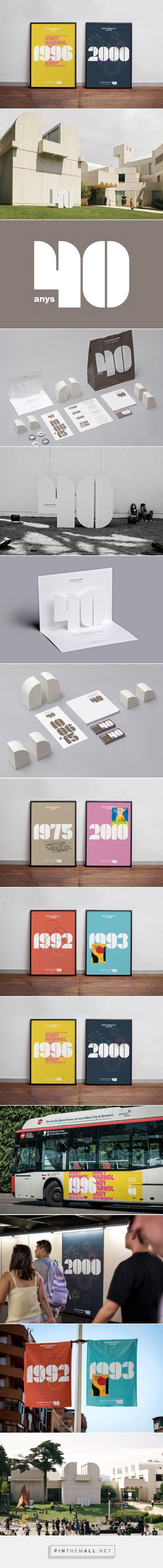 Fundació Joan Miró 40th Anniversary by Mucho — BP&O - created via https://pinthemall.net