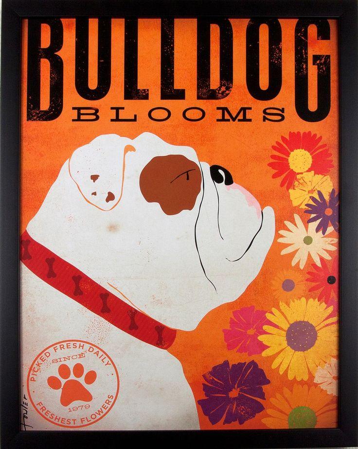 Dieses Glasbild mit Rahmen ist ein echter Blickfang. Der Bilderrahmen mit dem Print: »Happy Bulldog« ist eine tolle Wanddekoration und ist perfekt für ein schönes Wohnambiente.  Der Bilderrahmen ist mit verschiedenen Glasbildern zu kombinieren und sorgt für eine stilvolle Dekoration im skandinavischen Design.   Artikeldetails:  Hochwertig bedrucktes Floatglas, 4 mm Stärke, 1,9 mm schwarzem Bild...