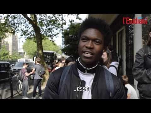 Bac 2016 : ils ont passé l'épreuve d'anglais… à Londres