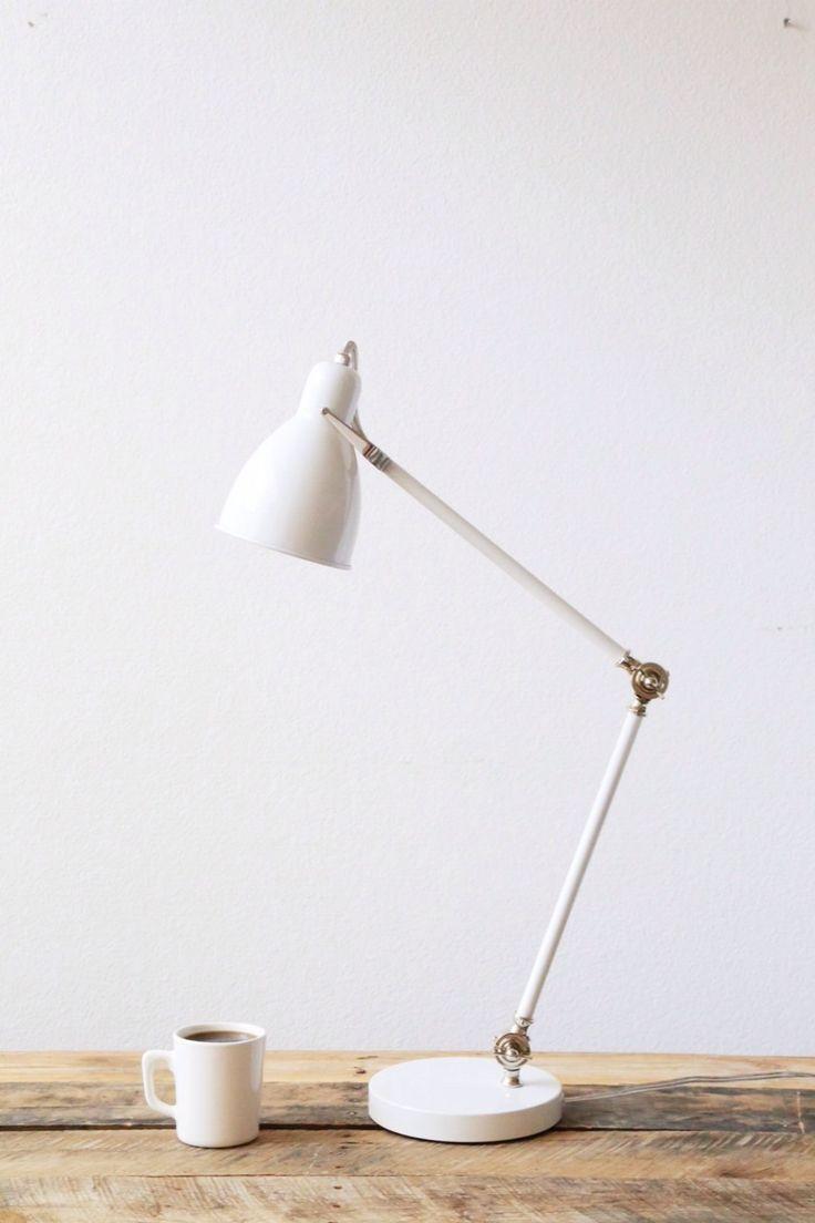 White minimal rustic