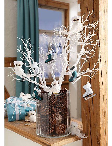 ber ideen zu deko ast auf pinterest dekozweige. Black Bedroom Furniture Sets. Home Design Ideas
