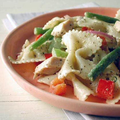 Best Recipes - Peppery Chicken Pasta Salad