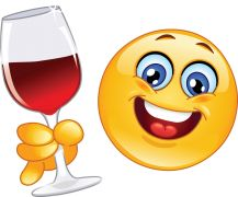 cheers emoticon sticker