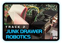 Junk Drawer Robotics - a great STEM curriculum to get kids excited about math and science through fun and cheap robotics activities