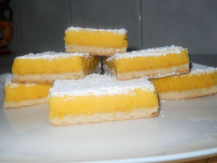 prajitura cu lamaie