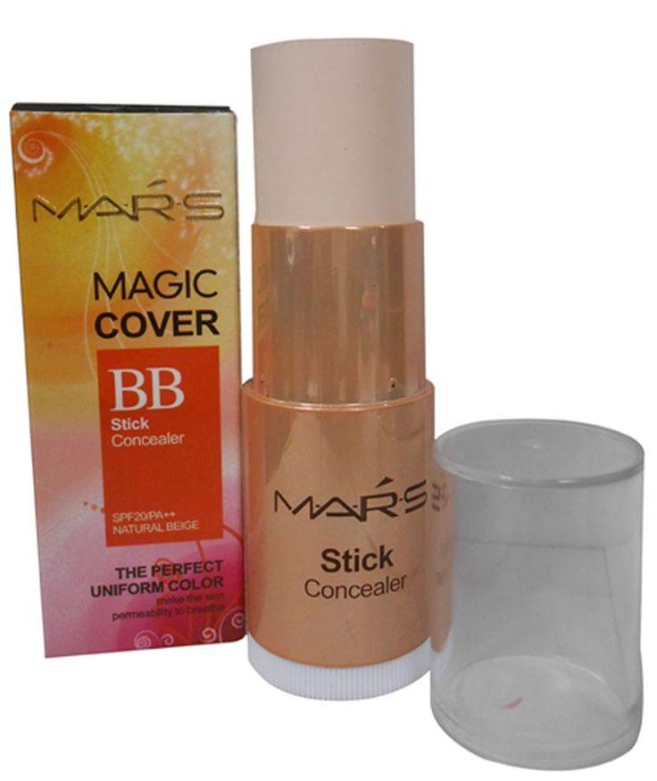 Mars+Stick+Concealer+Begie+-Mrs-58019-StkCnslr-1+Price+₹375.00
