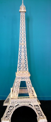 Eiffel Tower Paris France Toothpicks In 2019