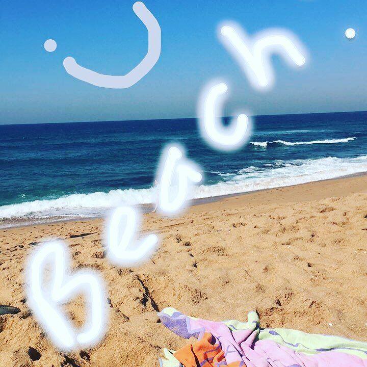 #beach #sun #sand #lifeinafrica