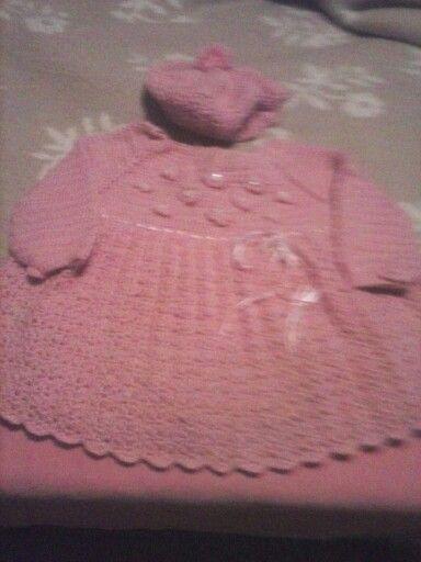 Vestido  de niña para 3 años
