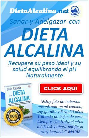 Lista de Alimentos Alcalinos y sus beneficios - dietaalcalina.net