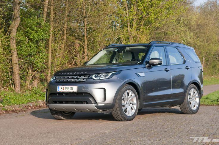 Land Rover Discovery 2017, prueba: un gran y cómodo todoterreno de siete plazas