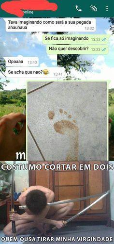 Demonstrando a pegada pra gata Uma boa pegada marcante. The post Demonstrando a pegada pra gata appeared first on Le Ninja.