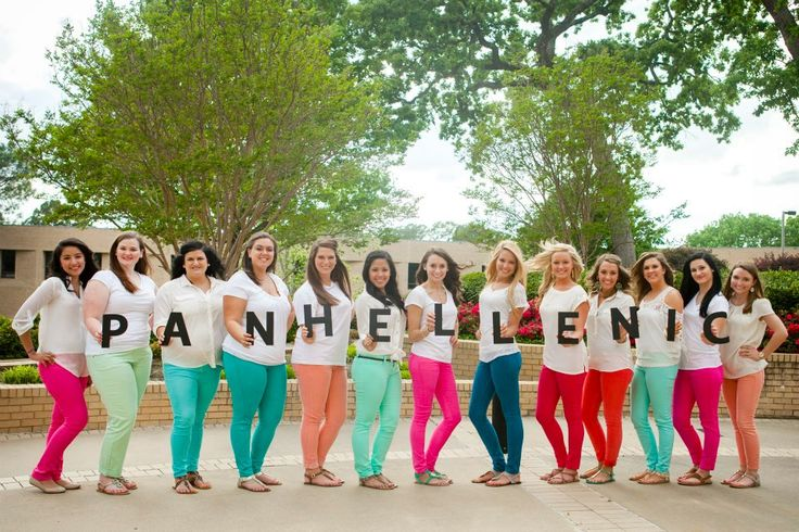 University of Texas at Tyler Rho Gammas are ready for fall recruitment!: YAYYY