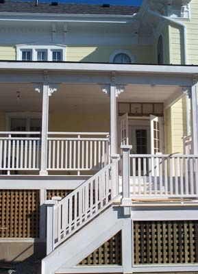 1000 Images About Decks And Railings On Pinterest Lakes