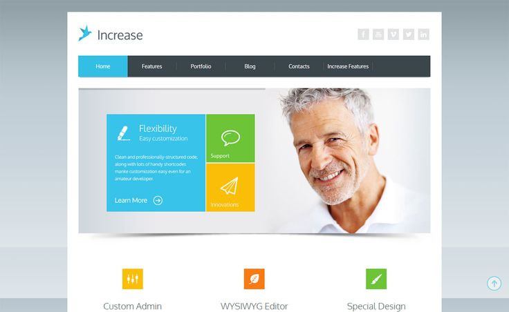 34 best best wp business theme images on pinterest wordpress 30 best premium wordpress businessagency themes for 2018 wajeb Image collections