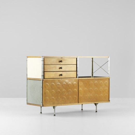 sideboard by charles & ray eames