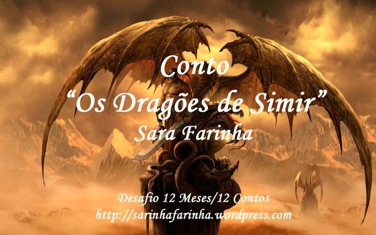 """Short Story """"Os Dragões de Simir"""""""