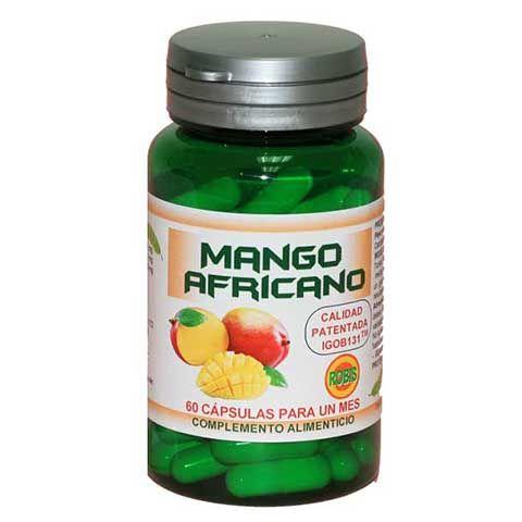 Mango Africano 530mg 60 cápsulas