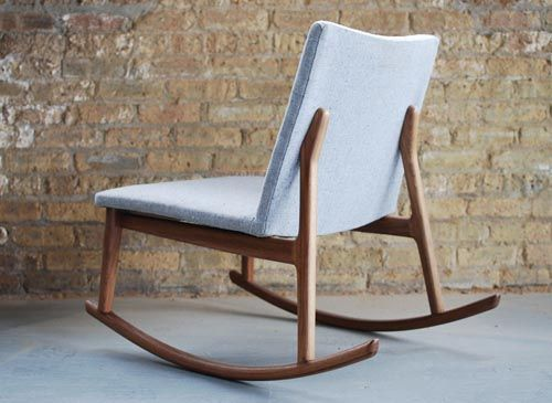 Fresh New Mother Rocking Chair