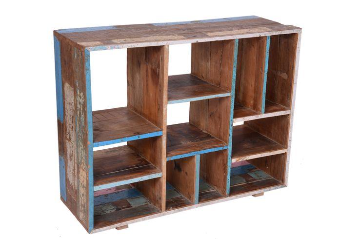 58 mejores im genes sobre mueble de madera reciclada - Muebles madera reciclada ...