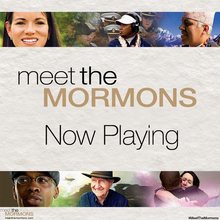 I am so great full I was able to go and see meet the Mormons the day it came out. A fabulous movie!!!  #meetthemormons #sharegoodness