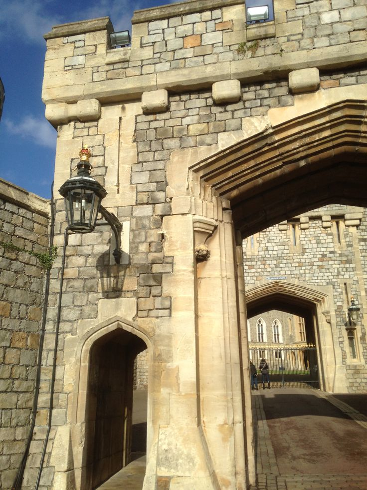 architectural details from Windsor Castle