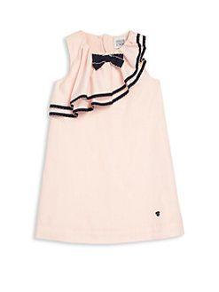 Armani Junior - Toddler Girl's Ruffle Dress