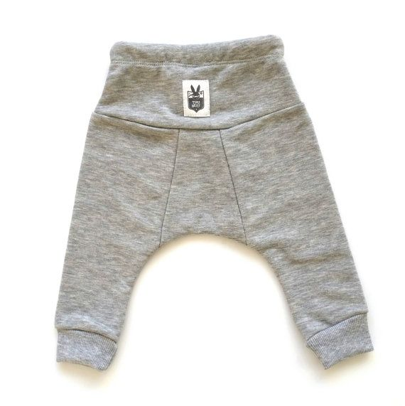 Pants-Kids pants-Jogging pants-Baby pants-Baby harem by TULIBERT