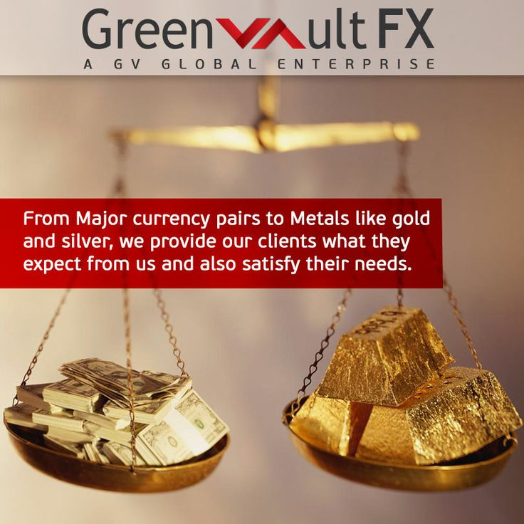 #Trade gold and silver on the #forex market today. Open a live account with Greenvault #FX and start #trading these precious metals with tighter spreads!