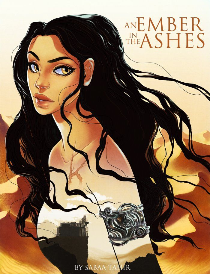 alternate covers: an ember in the ashes