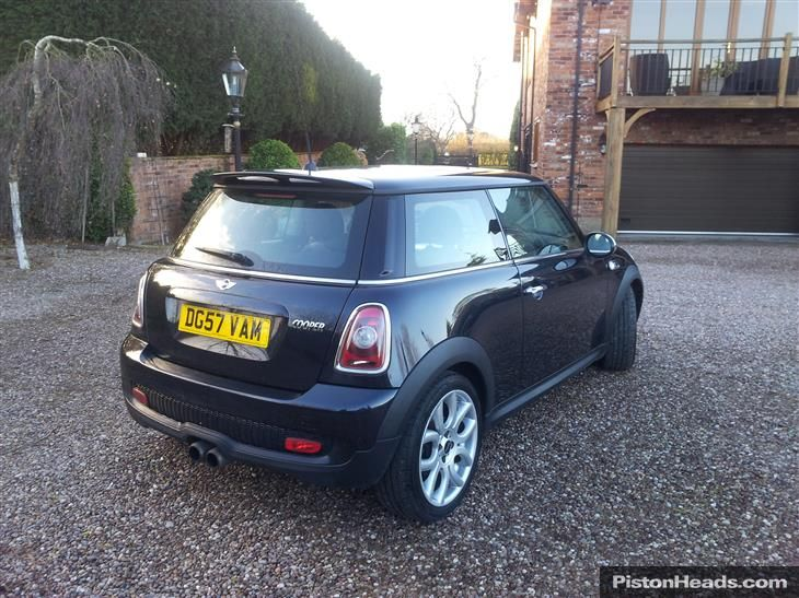Used 2007 MINI Cooper S COOPER S for sale in Lancashire | Pistonheads