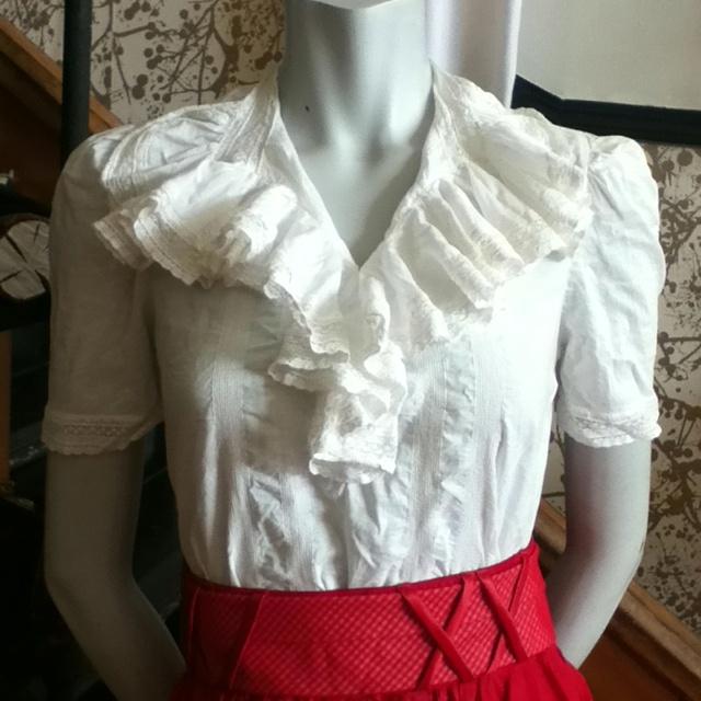Vintage cotton blouseVintage Cotton, Cotton Blouses