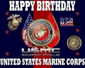 United States Marine Corps Birthday                                                                                                                                                                                 More