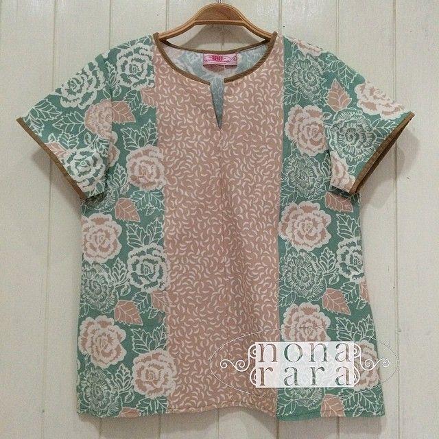 B120215 - IDR245.000 Bustline : 100cm Fabric: Batik Encim Pekalongan