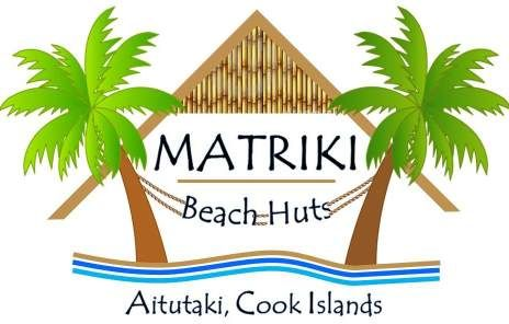 Matriki beach huts aitutaki cook islands vacation spot