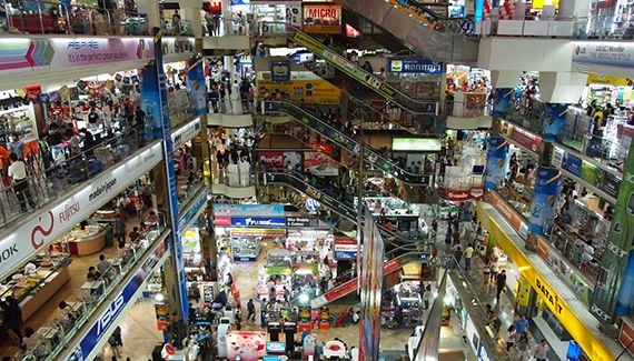 The Best Places to Buy Cheap Electronics in Bangkok, Thailand 2