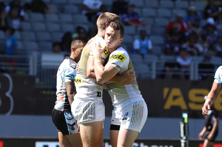 Footy Players: Penrith Panthers