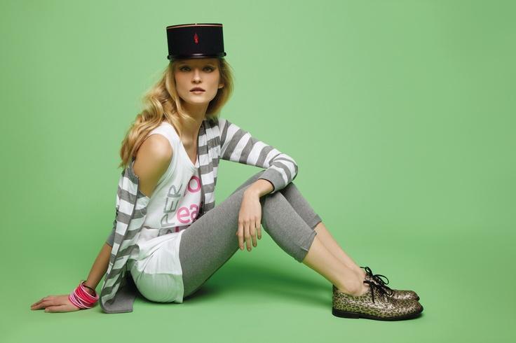 noidinotte   Spring Summer 2012  #pigiama #nightwear #easywear