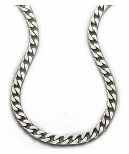 Men's Plain Necklace, Silver Chain, 50cm Length, Model SC317/20http://blackdiamondweddingband.com/jewelry/men39s-plain-necklace-silver-chain-50cm-length-model-sc31720-couk/