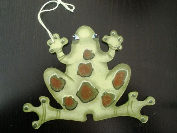 Frog Pattern Packet PDF by LeeArt on Etsy