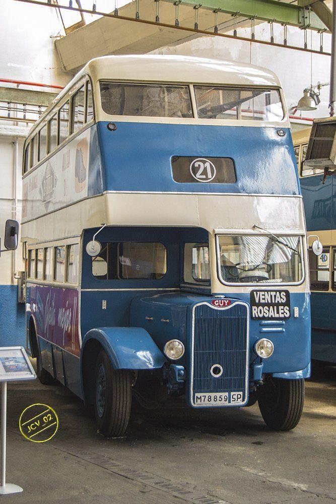 Antiguos autobuses de la EMT, Madrid. MCyP (@madridcyp) | Twitter