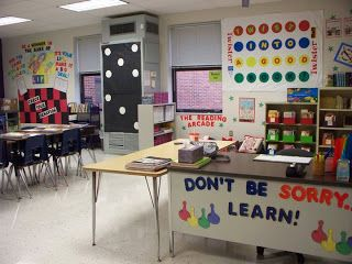 Game theme classroom!  Great ideas to add to my game theme.