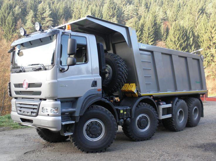Tatra T158 8P5R 46.261 8x8.1R Phoenix