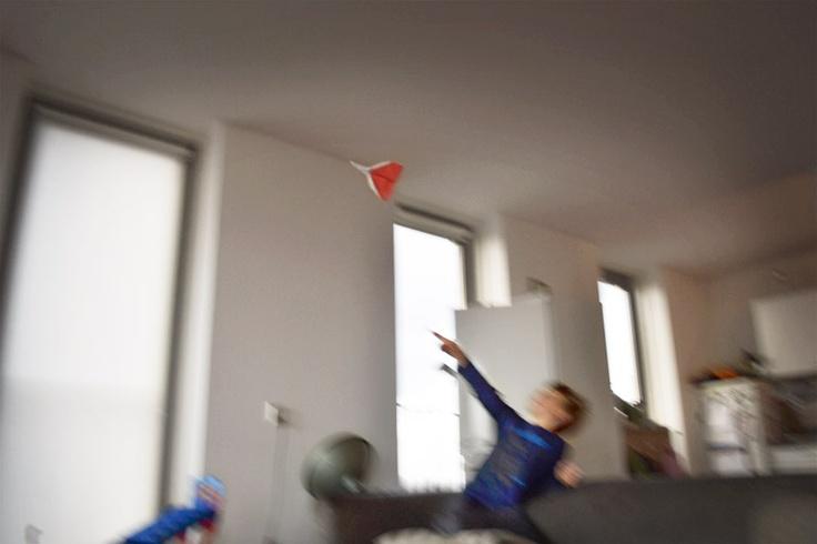 paper plane | Marius Bassie