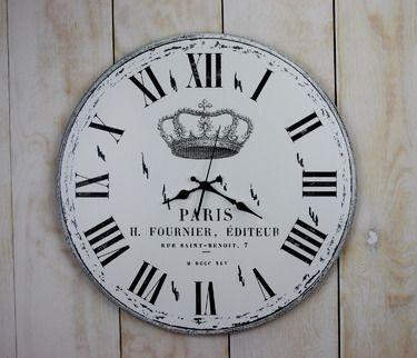 Zegar Paris 55 cm