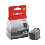 Cartucho Canon PG-40 Negro Cada equipo Canon dispone de un consumible específico, pensado y elaborado de acuerdo a las características especiales de cada uno, para obtener un rendimiento óptimo y de máxima duración. Proteja sus equipos utilizando sólo productos originales